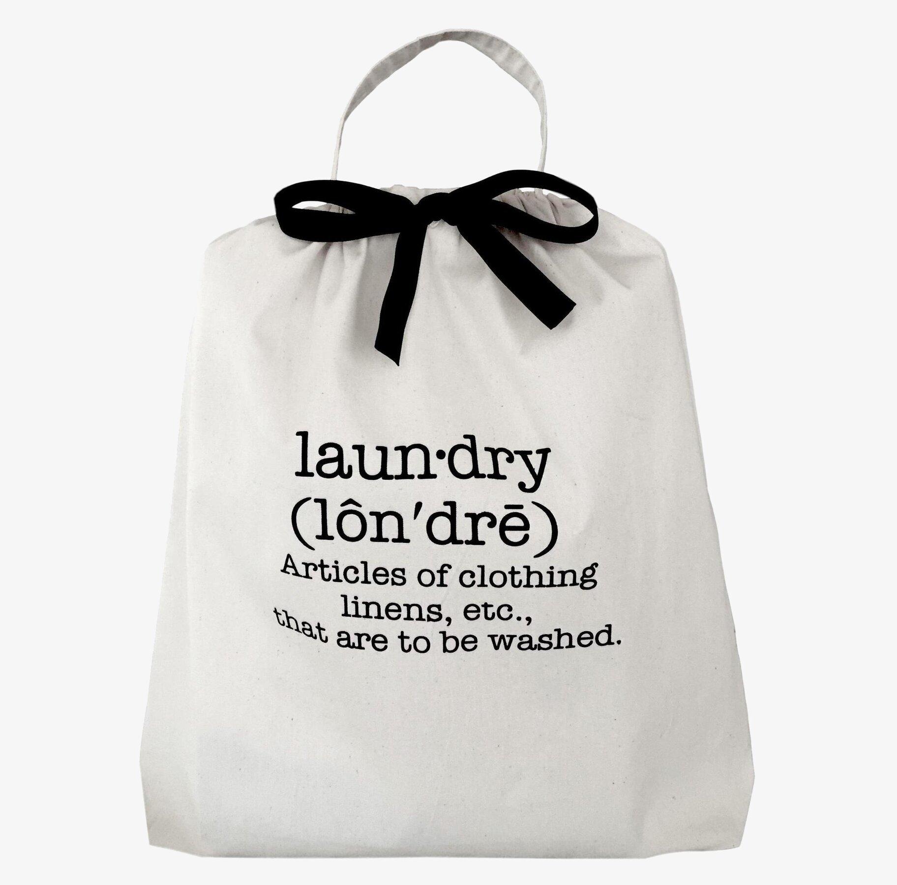 Krok upp tvätt påse