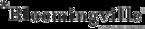 Logo varumärke Bloomingville